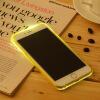Входящий звонок светодиодный проблесковый маячок кожа случае Крышка для iPhone 5.5 6 плюс
