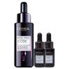 LOREAL Youth Password Enzyme Essence Bottom Liquid Cosmetic Set (жидкость для мышечной жидкости 50 мл + нижняя жидкость 15 мл образца x2)