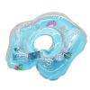 KASITE новорожденного ребенка плавать кольцо ребенка плавания шеи кольца надувных игрушки младенцы и маленькие дети, под мышками плавающих кольца кольцо цвета случайным