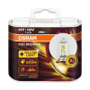 OSRAM туман выключатель 2600 К H1 H3 H4 H7 H8 H11 H16 9005 9006 12 В лампы 200% желтый свет 60% больше яркий автомобиль галогенные лампа osram h4 60 55w 12v night breaker unlimited 2 шт