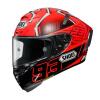 SHOEI мотоцикл шлем полный шлем мотоциклетный шлем мужчины Four Seasons японский шлем X-14 одолевают TC-1 SHOEI анфас шлем L
