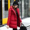 женщины  пуховик зимнее пальто зима  хлопок мягкая куртка Женское пальто зимней куртки 2017 зимнее куртка женское в беларуси