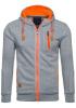 New Men's Fashion Leisure Fashion Long Sleeve Hooded Sweatershirt XS-4XL sanctuary new tan long sleeve lace inset tee xs $49 dbfl
