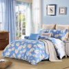 Сто Лиси производства Mercury текстильной саржевого хлопка печатных джинсовой Lisa Ono увеличилась на 1,8 м двуспальная кровать lisa corti сандалии