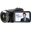 Импортные Уда (ORDRO) Z80 высокой четкости цифровая видеокамера DV интеллектуальное расширение оптической стабилизации изображения 5-оси оптического увеличения +120 10 раз увеличить новый интеллектуальный алгоритм mini dv dvr видеокамера скрытая видеокамера webcam recorder новый