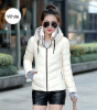 2017 Winter Jacket Women Parka Thick Winter Outerwear Plus Size Down Coat Short Slim Design Cotton-padded Jackets and Coats 2017 winter jacket women wadded jacket female outerwear winter hooded coat cotton padded fur collar parkas plus size m 4xl 0809