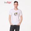 INTERIGHT Совместная печатная футболка