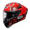 SHOEI мотоцикл шлем полный шлем мотоциклетный шлем мужчины Four Seasons японский шлем X-14 MARQUEZ4 TC-1 SHOEI анфас шлем L шлем nipton l black