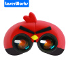 LaserWorks Binoculars Cartoon Bird Детская игрушка Мощный HD Pocket Portable