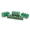 (40 штук / партии) suyep 3pin клеммная колодка блок - разъем 300v 8.5mm kf8500-8.5-3p зеленый меди 600 шт 3pin 5 08 мм клеммная колодка разъем синий cy300
