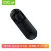 QCY MINI 1 мини беспроводная гарнитура Bluetooth невидимая микро две кнопки универсальная зарядка маленький наушник корпус отсека Черный наушник