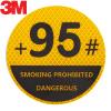 3M отражающие наклейки 95 крышка топливного бака предупреждение безопасности автомобильные наклейки автомобильные наклейки диаметр 10,5 см флуоресцентные желтые автомобильные ароматизаторы chupa chups ароматизатор воздуха chupa chups chp801