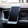 NVV SC-1gb автомобильный телефон автомобильный держатель навигации стенты розетка с темно-серыми телефонами Apple, Huawei проса универсальный зажим держатель автомобильный samsung ep hn910ibrgru с беспроводной зарядкой совместим с любыми телефонами черный