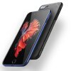 Feichuang Apple iPhone7 / 8Plus Мобильный телефон Корпус Apple 8P Обложка iphone Легкий жесткий корпус Blue