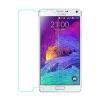 Прочное закаленное стекло экрана Обложка протектор для Samsung Galaxy Note 4 премиум закаленное стекло настоящий фильм протектор экрана всего тела для iphone 4g 4s