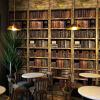 Пользовательские фото обои 3D книжный шкаф книжная полка обои ретро ностальгия кофейня ТВ фон стена обои обои обои для рабочего стола 3d стерео книжный шкаф книжная полка случайный кофе ресторан кабинет кабинет большой роспись обои