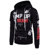 2017 fashion The fall of new digital printing fashion leisure men hoodie melba kurman fabricated the new world of 3d printing