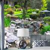 купить Пользовательские фото Wall Paper 3D Park Green Plant Creek Nature Ландшафт Стены Картина Гостиная Спальня Фон Фреска Обои дешево