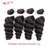 Alot Hair Product Loose Wave Малайзийские волосы 8 10 12 14 16 18 20 22 24 26 28 дюймов оптовая 10 шт.
