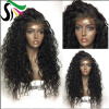 SF Glueless Full Lace Wigs With Baby Hair 9A Natural Wave Peruvian Virgin Human Hair Wigs For Black Women long wavy human hair wigs with baby hair 8 26 inches peruvian full lace human hair wigs for black women