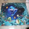 Пользовательские обои 3D-фото Подводный мир Обои для стен Обои для гостиной Спальня Детская комната Mural Домашнее украшение т мные обои для стен где