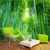 3D фото обои Bamboo лес джунгли пейзаж фон стена ванная комната обои роспись гостиная спальня домашнее украшение
