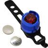 купить Bowonike колесо велосипеда лампы задние фонари стробоскопы Горные велосипеды рубиновый лазер светло-голубой B0010 недорого
