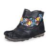 Xiangban женская обувь ручной работы кожаные повседневные ботинки женские туфли на плоской подошве Сапоги и ботинки для девочек Бо xiangban женская обувь ручной работы кожаные повседневные ботинки женские туфли на плоской подошве сапоги и ботинки для девочек бо