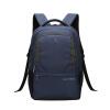Oiwas 14-дюймовый тонкий ноутбук рюкзак школы рюкзак путешествия рюкзак колледжа ноутбук сумка для женщин и мужчин черный синий