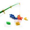 Vanker Образовательных Пруд С Рыбой Игра Магнитная Удочка Удочка И Рыбы Модель Комплект Детские Игрушка игрушка для животных каскад удочка с микки маусом 47 см