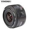 Вспышка yongnuo, объектив 35 мм F2 с YN35mm объектив широкоугольный большой Апертурой фиксированной автоматической фокусировки объектива для Canon дождевики combi для моделей колясок f2 f2 plus