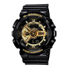 Casio (CASIO) G-SHOCK часы магии Два существенно водонепроницаемый противоударный антимагнитных мужчин кварцевые часы спортивные часы GA-110GB-1A кварцевые часы casio g shock ga 700eh 1a