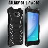 Трансформаторы Samsung Galaxy C5 C5 Pro Металлический защитный чехол Бэтмен Ударопрочный samsung galaxy y pro