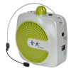 金业(GOLDYiP)SP-220迷你音响 智能数码 双模式供电 USB SD MMC卡输入 音频输入 FM收音 红色 嵌入式linux从入门到精通