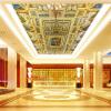 Пользовательские обои для фото 3D Стерео Европейский цветочный узор Гостиная Спальня Отели Потолочные настенные обои Обои для стен 3 D т мные обои для стен где