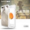 Tech21 Apple, iPhone7 / 8 P (5,5 дюйма), падение сопротивления защитных моделям рукава городской мода iPhone7 / 8 Plus White статуэтка африканка 7 8 32см 1096506
