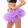 где купить в европе летом женщин туту юбки хорошо эластичных многоуровневые мини - тюль костюмированной вечеринке Purple балет юбку, новый дизайн по лучшей цене