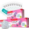 Haoshi тест-полоска на овуляцию 30 шт. + тест-полоска на беременность 10 шт. fun factory calla g4 фиолетовый стильный рельефный перезаряжаемый вибратор с клиторальным стимулятором