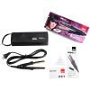 Solis Roller Hair Straightener 87 Mini Splint Удобный безводный керамический стиль Прямой универсальный черный