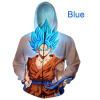 Anime Dragon Ball Z Pocket Hooded Sweatshirts Cute Kid Goku 3D Hoodies Pullovers Men Women Long Sleeve Outerwear Hip Hop Hoodie dragon ball z action figures super saiyan son goku grey color anime dbz collectible model toys 350mm dragon ball gt toy