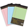 KAISA VERITAS серия A5 Американская бумажная бумага 70 г толстая цветная бумага Legalpad Блокнот / сквозняк (с лентой) 50 листов 3