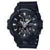 Casio (CASIO) G-SHOCK МОЛОДЕЖНОЙ серии циферблат дизайн перспектива шок водонепроницаемых спортивные часы для мужчин кварцевых часов GA-700-4A casio g shock g specials ga 110rd 4a