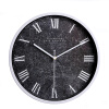 12 inches 30CM metal wall clock simple clock silent quartz movement watch for bedroom living room modern fashion creative k9 crystal wifi design led 9w wall lamp for living room bedroom aisle corridor bathroom 80 265v 2063