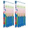 Сансяо  зубная щетка × 10 шт сансяо зубная щетка для защиты десен