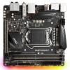 MSI (MSI) Z370I ИГРОВОЙ PRO CARBON материнская плата AC (Intel Z370 / LGA 1151) с GAMING беспроводной сетевой карты материнская плата пк msi h270 gaming pro carbon h270 gaming pro carbon