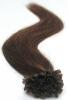 Remeehi 16 ~ 26 100 стренг Pre Таможенный ногтей Подсказка Реальные Наращивание волос человека 70g 0,7 г / выдерживают никакой Ц 100% 16 22 70g 7pcs 100% 6