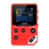 Amoi (Amoi) С10 mp3 музыкальный плеер без потерь качество звука Hi-Fi аудиофилов HD-плеер Мини-портативные музыкальные плееры теплый красный радуга colorfly hifi с10 музыкальный плеер