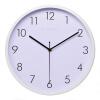 Decor 30cm 12 inch Simplicity Wall Clock Silence Quartz Sweep for Living room Creative Home