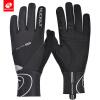 NUCKILY Winter Unisex Riding Shockproof Long Finger Gloves Экран сенсорный Велоспорт перчатки Открытый Спорт Велосипед перчатки