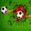 2017 Самые горячие 3D-обои для фото Modern Stereo World Cup Football Green Lawn Mural Гостиная Детская комната Домашний декор Обои для стен декор для стен